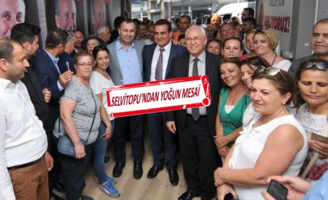 Karabağlar'da demokrasi çağrısı