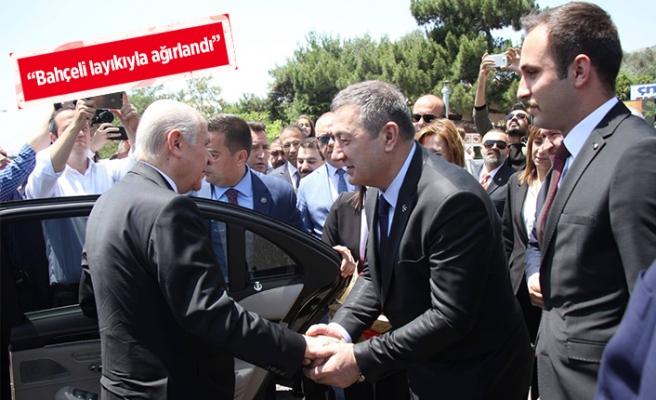 Karataş: İzmir 'Cumhur İttifakı' diyecek!