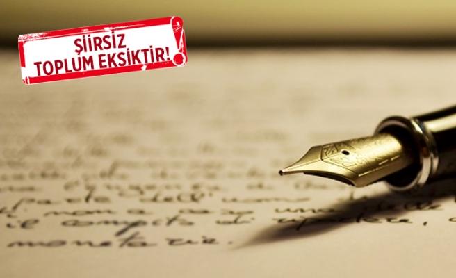 Karşıyaka'da şiir şöleni!