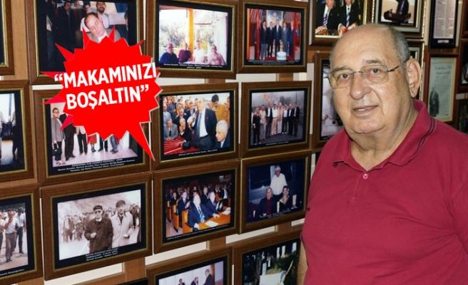 Kemal Anadol'dan istifa çağrısı!