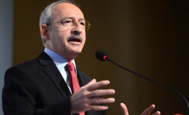 Kılıçdaroğlu'ndan Suruç açıklaması