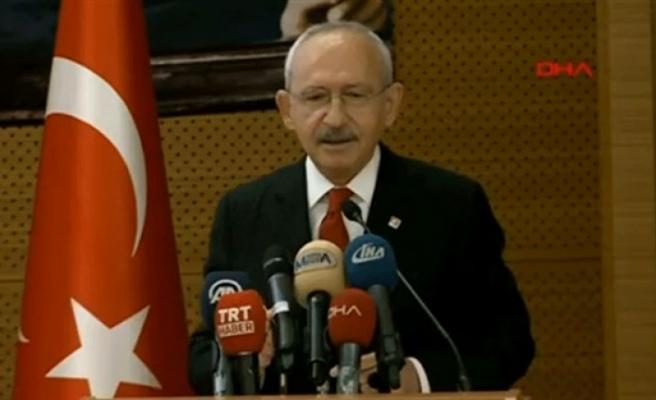 Kılıçdaroğlu: İçme suyuna beş çeşit vergi ödeniyor