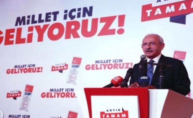 Kılıçdaroğlu'ndan Erdoğan'a: 24 Haziran'ı bekleme