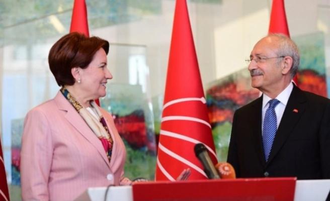 Kılıçdaroğlu ve Akşener: İktidara geleceğiz