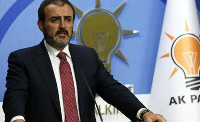 Mahir Ünal'dan Kılıçdaroğlu açıklaması: 'Milletin iradesine saygı duymuyor'