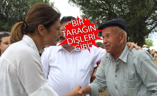 Melek Eroğlu: Hayatımıza kast edenlere Cumhur ittifakıyla yanıt vereceğiz