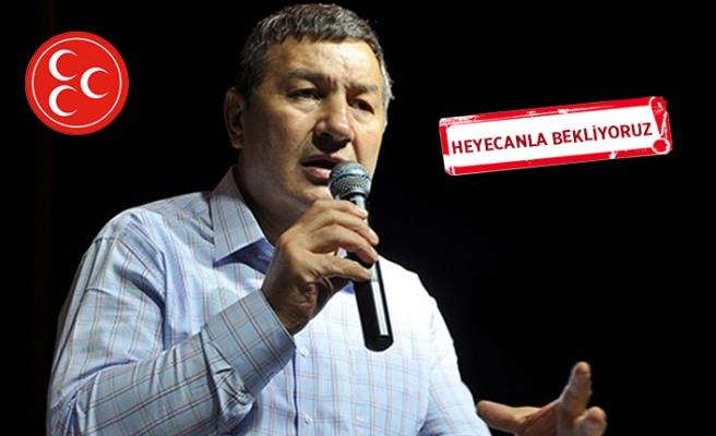 MHP'li Karataş'tan İzmir'e 'Bahçeli' daveti!