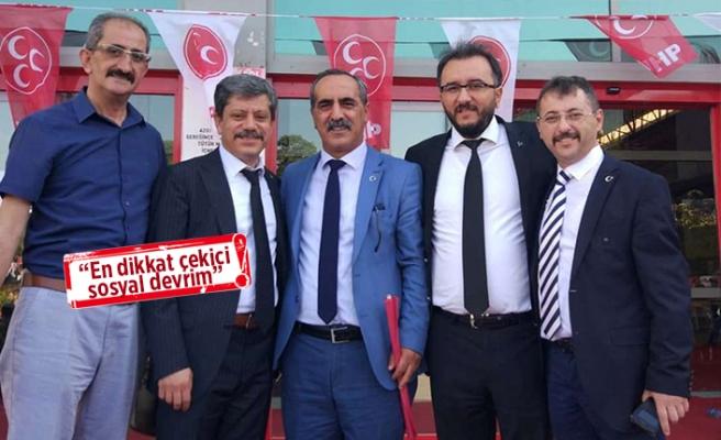 MHP'li Korkmaz: Cumhur İttifakı başlangıçtır