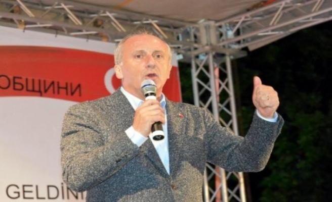 Muharrem İnce: 600 milletvekili Türkiye'ye çok