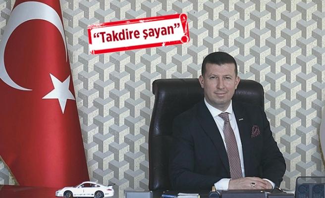 MÜSİAD İzmir Başkanı Ülkü: Ülkemiz de ekonomimiz de büyüyor