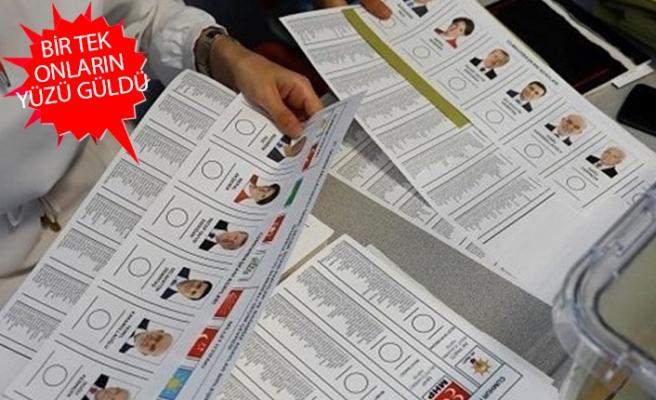 Ne AK Parti ne CHP! İzmir'de yalnızca o partinin oyu arttı
