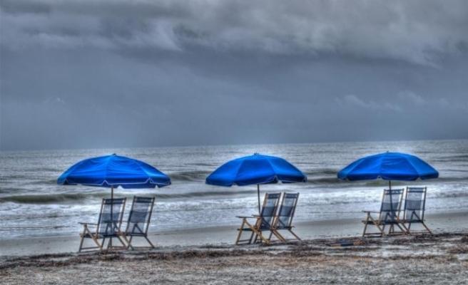 O tatil beldelerine gidecekseniz şemsiyenizi unutmayın!