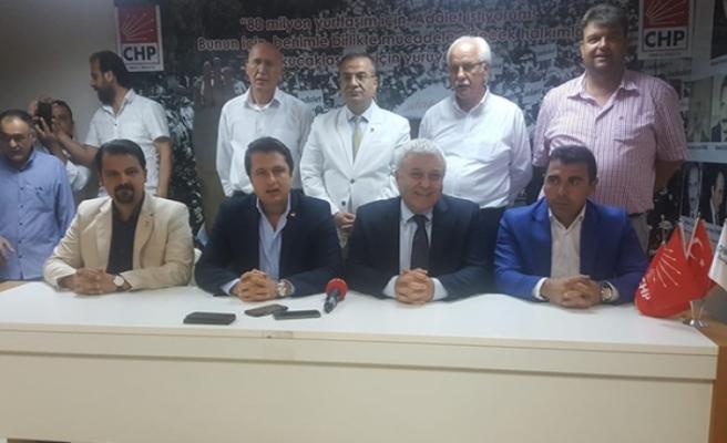 Özkan, CHP İzmir'i ziyaret etti: Size 3 şey söyleyeceğim...