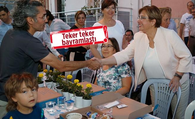 Pekdaş: İzmir'in özgürlüğü Türkiye'ye yayılsın