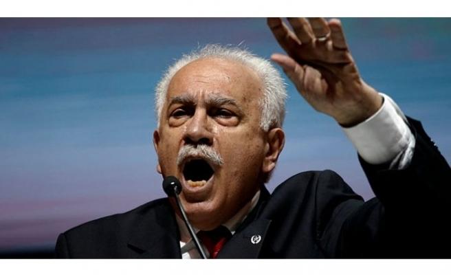 Perinçek'ten CHP'ye: Bonzai çekip HDP'ye oy veriyorlar