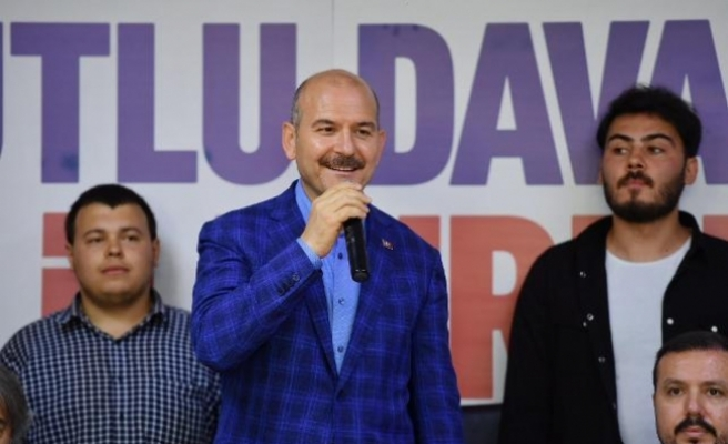 Süleyman Soylu'dan CHP itirafı