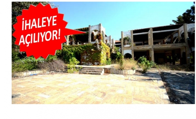 Tarihi 'Foça Tatil Köyü' özelleştirilecek!