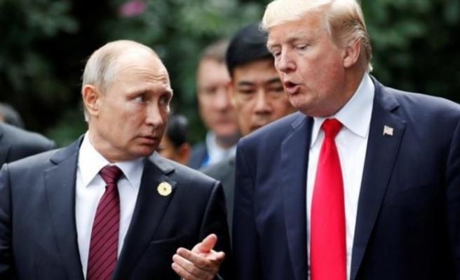 Trump ve Putin görüşmesi belli oldu