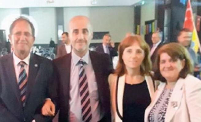 Türkiye'de bir ilk: Evli çift 1. ve 2. sıradan aday gösterildi