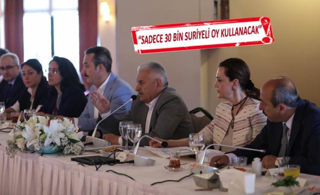 Yıldırım'dan İzmir mesajları...