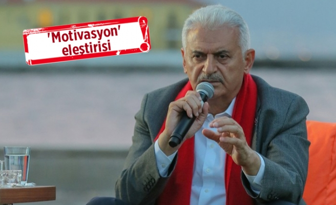 Yıldırım: İzmirlilerin İstiklal Savaşı'ndaki görevleri devam ediyor gibi...