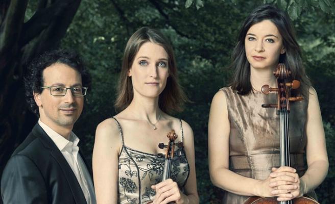 32. Uluslararası İzmir Festivali'nde son konser: 'Oberon Trio'