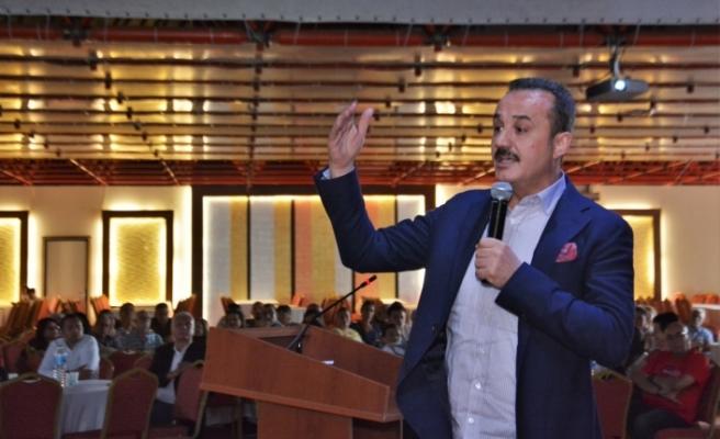 AK Parti İl Başkanı Şengül'den İzmirlilere davet