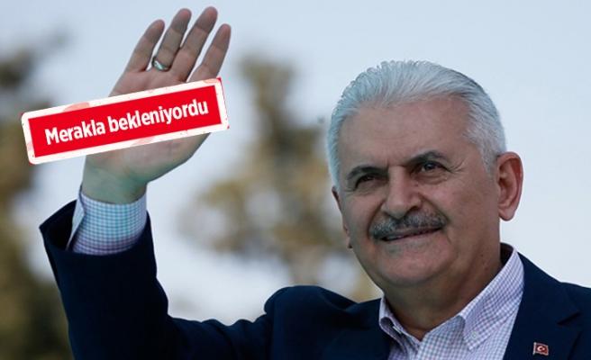 AK Parti'nin TBMM Başkan adayı Yıldırım oldu!