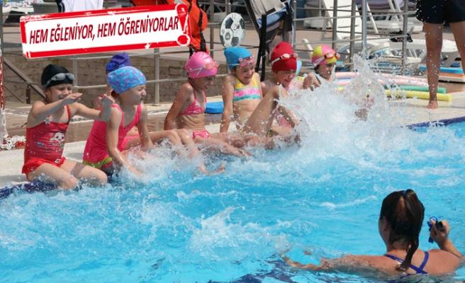 Bayraklı'da yaz kurslarına yoğun ilgi