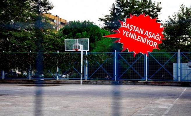 Bornova'da, eski spor alanı kalmayacak