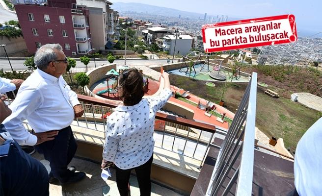 Büyükşehir'den 16 milyon liralık 'renkli yatırım'