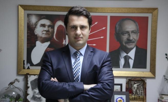 CHP İl Başkanı Yücel'den kurultay talebine sert tepki!