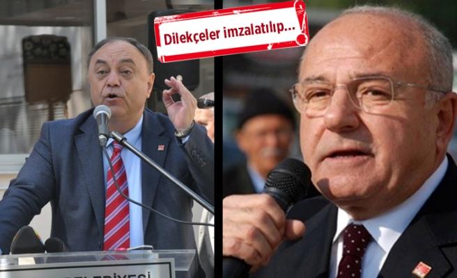 CHP İzmir'de, eski il başkanlarından 'kurultay' çıkarması