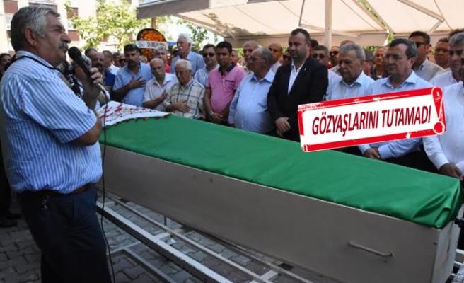 CHP İzmir Milletvekili Arslan'ın acı günü...