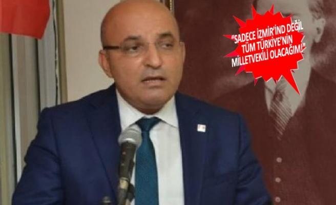 CHP'li Polat kaydını yaptırdı, ilk mesajı verdi