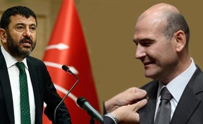 CHP'li Ağbaba'dan Soylu'nun sözlerine sert çıkış: 'Sen gelme kardeşim!'