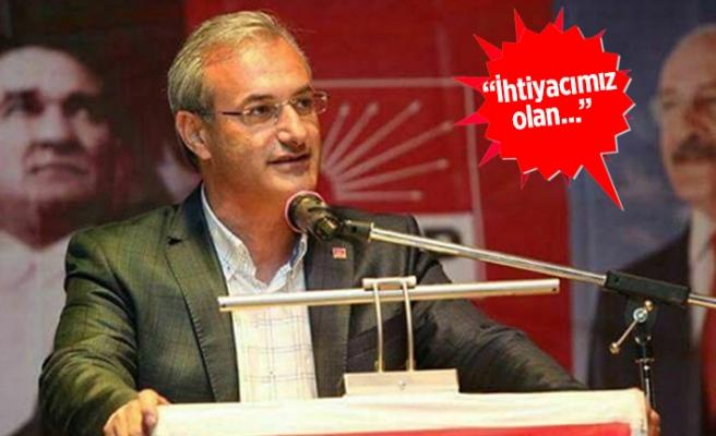 CHP'li Yıldırım'dan örgüte 'kurultay' mesajı