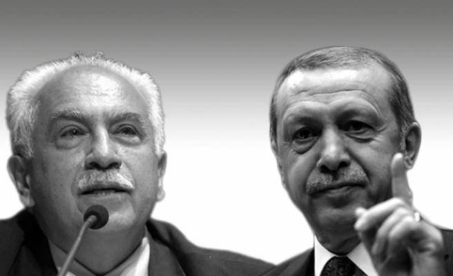 Doğu Perinçek'ten şok açıklama: 'Erdoğan ile birleşilebilir'