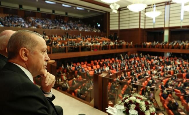 Erdoğan'dan tren kazası için taziye mesajı