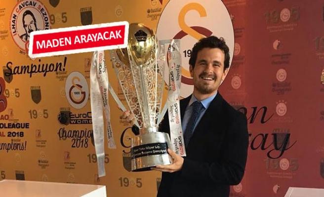 Galatasaraylı Milli Sporcu İzmir'e geliyor!