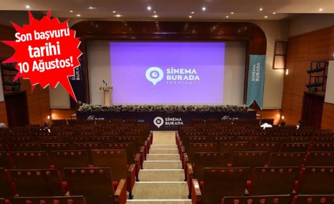 Geleceğin yönetmenleri İzmir'de yarışacak