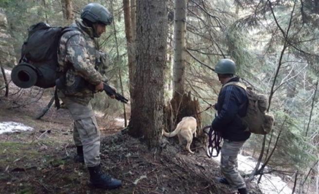 Giresun'da terör alarmı: Bir asker şehit oldu!