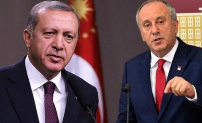 İnce'den Erdoğan'a yanıt: Elinde belge varsa açıkla!
