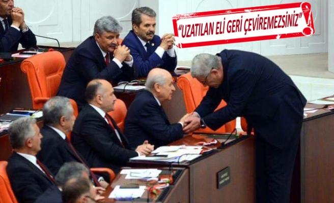 İYİ Partili Dervişoğlu'ndan o kare için açıklama geldi