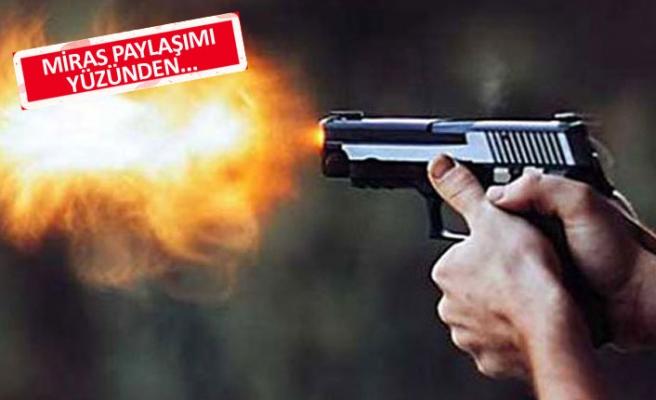 İzmir'de cinayet: Kardeşini öldürdü