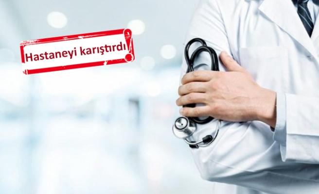 İzmir'de, doktor önlüğü giyip hastaları taciz etti!