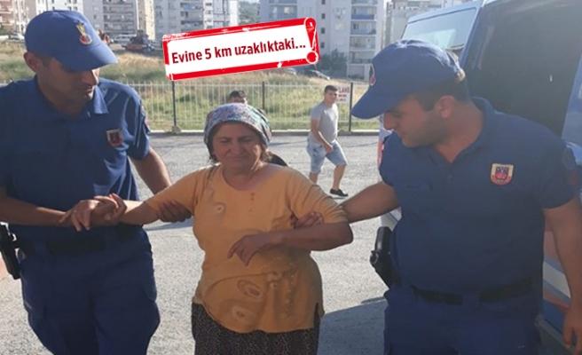 İzmir'de kaybolan zihinsel engelli kadından iyi haber