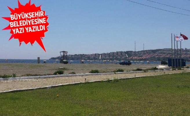 İzmir'de kurumlar arasında 'Akarca Plajı' gerginliği