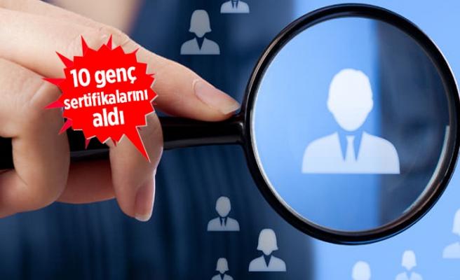 İzmir'de uyuşturucuyu bırakana iş imkanı
