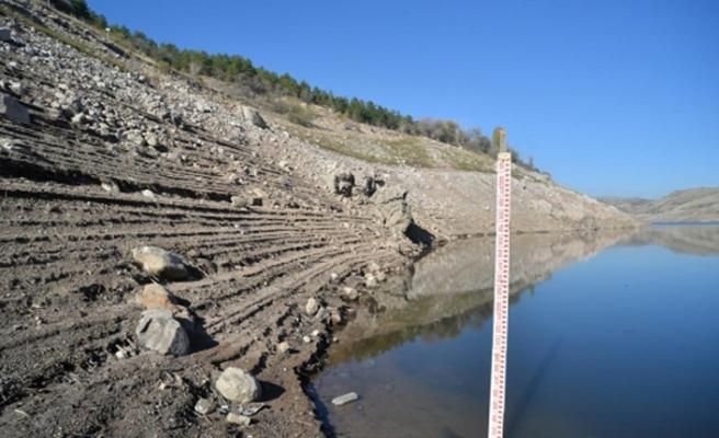 İzmir'in Gördes ve Kutlu Aktaş Barajları alarm veriyor